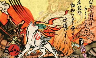 Okami HD Announced for PS4, Xbox One, and PC