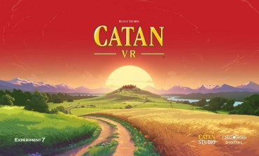 Settlers of Catan Comes to Virtual Reality