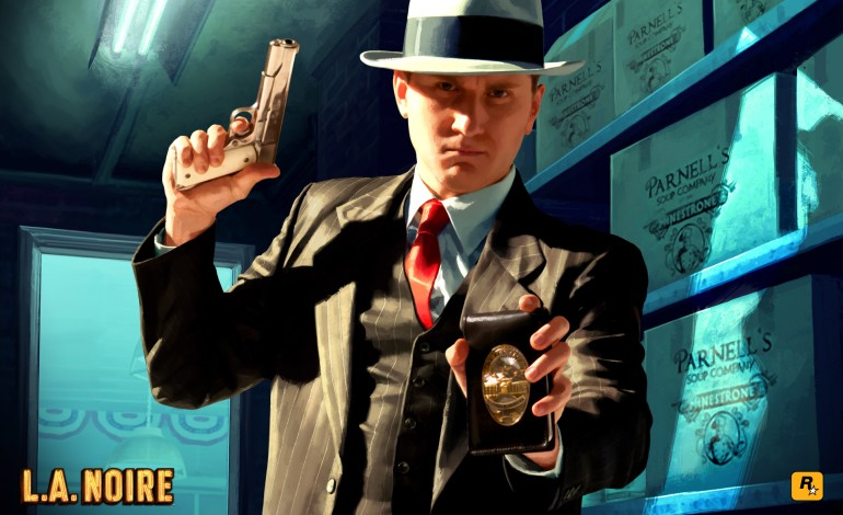 L.A. Noire Updated for Current Generation Consoles, HTC Vive