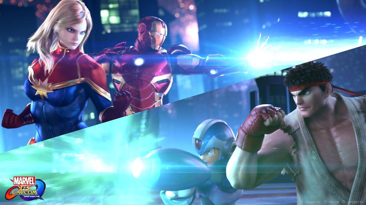 Marvel vs. Capcom: Infinite's Monster Hunter DLC