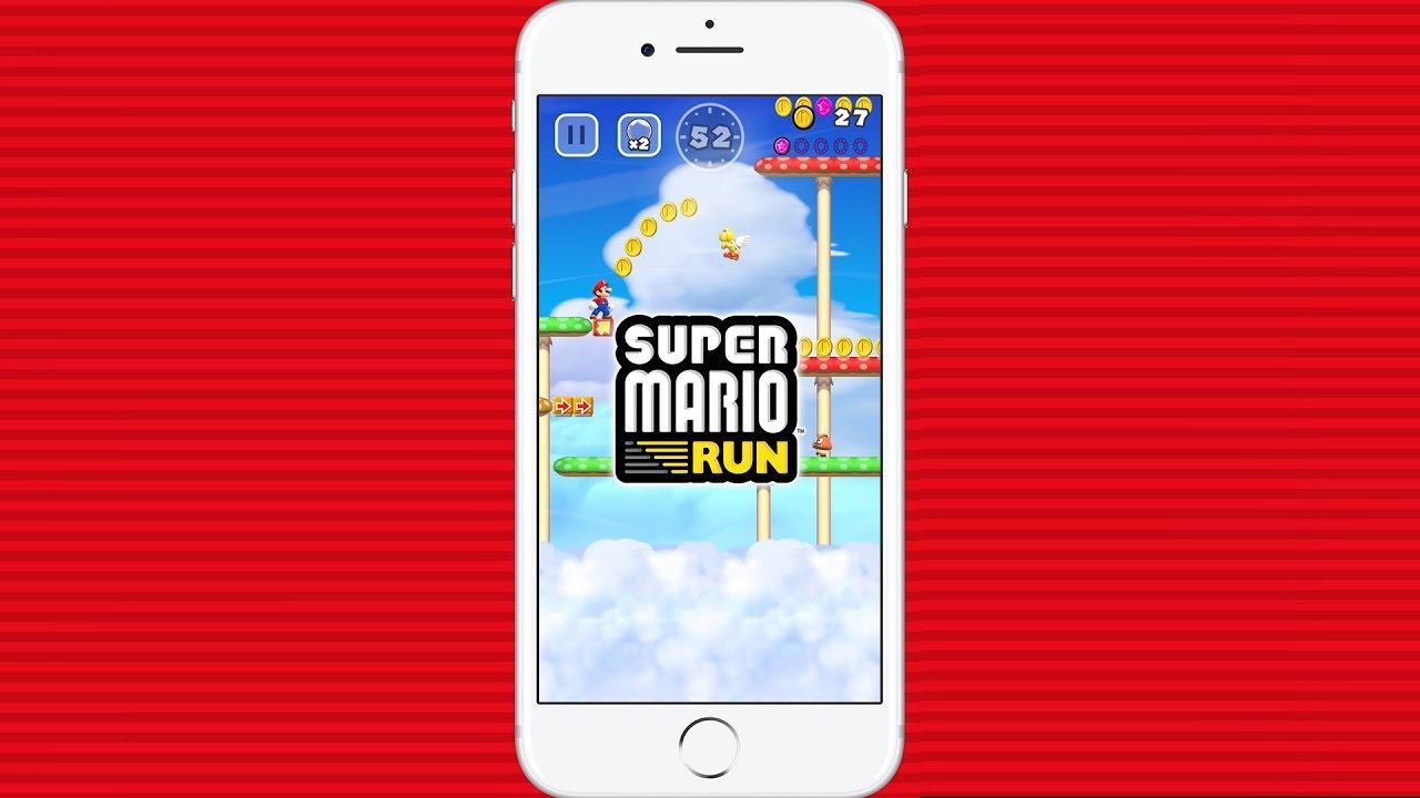 Super Mario Run Getting Major Update Next Week
