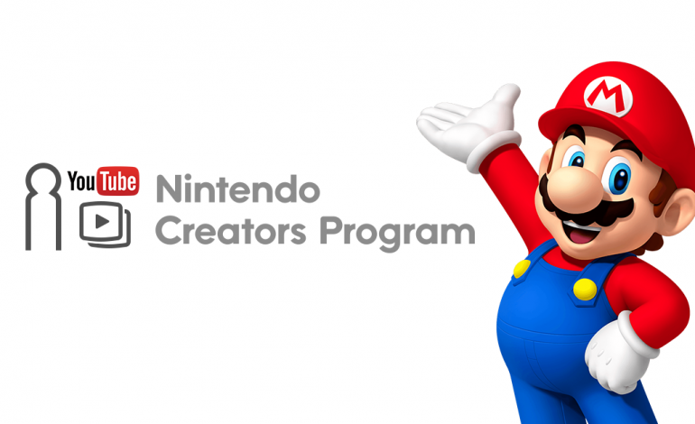 Nintendo Restricts Livestreaming of Their Games on YouTube for Partners