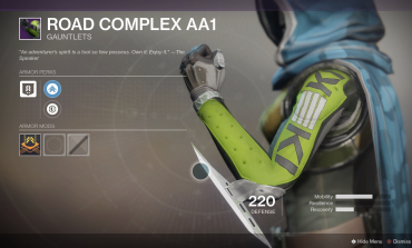 Armor Pulled From Destiny 2 Because of Hate Symbol Similarity, Bungie Says