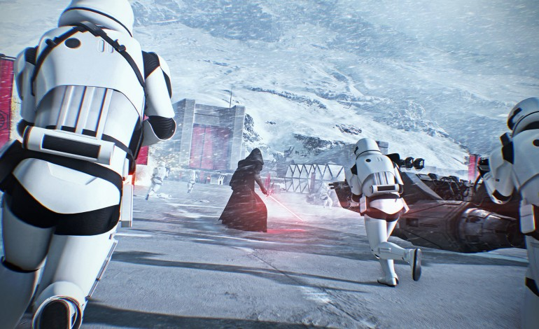 EA Unveils Official Preview for Star Wars: Battlefront II