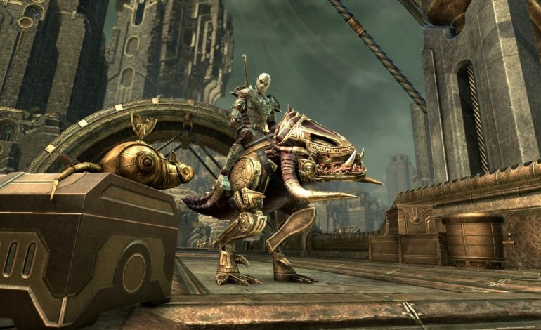 The Elder Scrolls Online Clockwork City DLC is Coming Later This Month