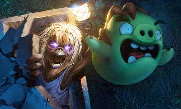 Rovio Entertainment Recruits Iron Maiden Mascot for Angry Birds Evolution Halloween Event
