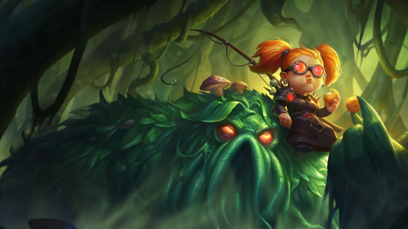 Hearthstone Releases New Card Backs, Dual Arenas and More for Hallow's End Event