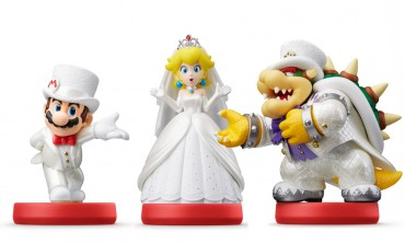 The Deal With Super Mario Odyssey's Amiibo Support