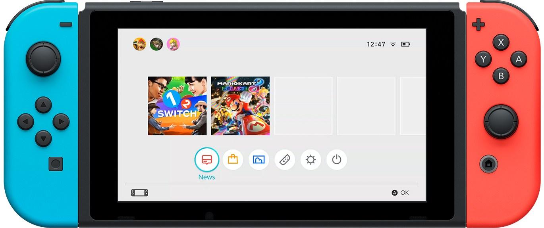 Nintendo Switch Gets It's Big 4.0.0 Update
