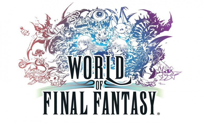 World of Final Fantasy Heading to Steam in November