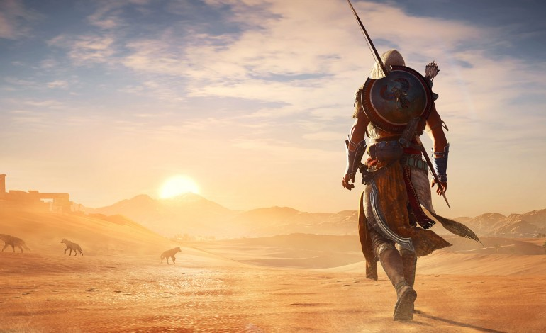 Gamestop's New Assassin's Creed: Origins Ad Is A Low Blow