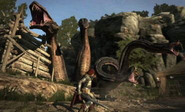 Dragon's Dogma Released on PS4 and XBox One