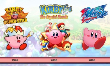 Inside-Games Polls Readers for The Top Ten Kirby Games