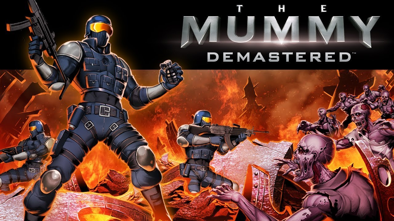 Release Date for The Mummy: Demastered Revealed