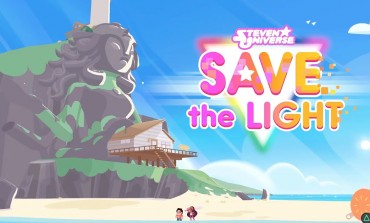 Steven Universe: Save the Light Released This Month