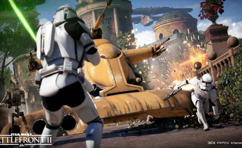 Star Wars Battlefront 2 Beta Extended