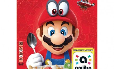Nintendo and Kellogg's Partner for Super Mario Cereal
