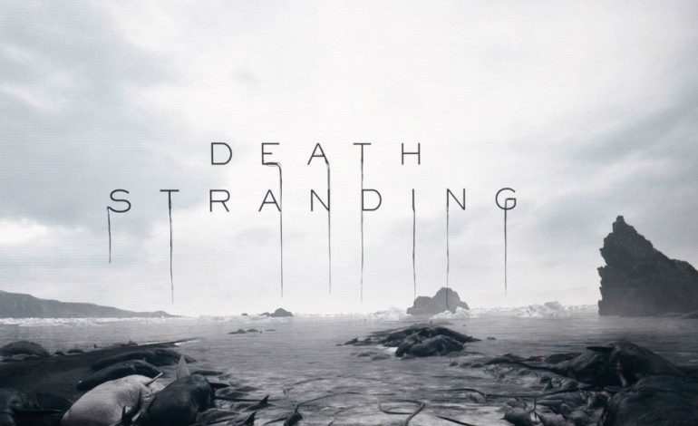 Guillermo Del Toro Close to Seeing First Death Stranding Gameplay