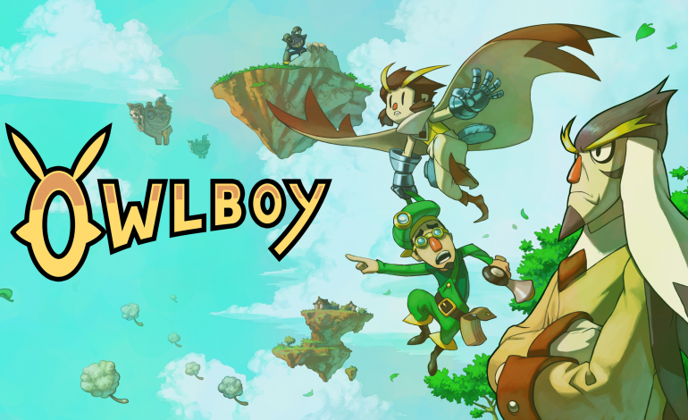 Driven Platformer 'Owlboy' to get Physical Release