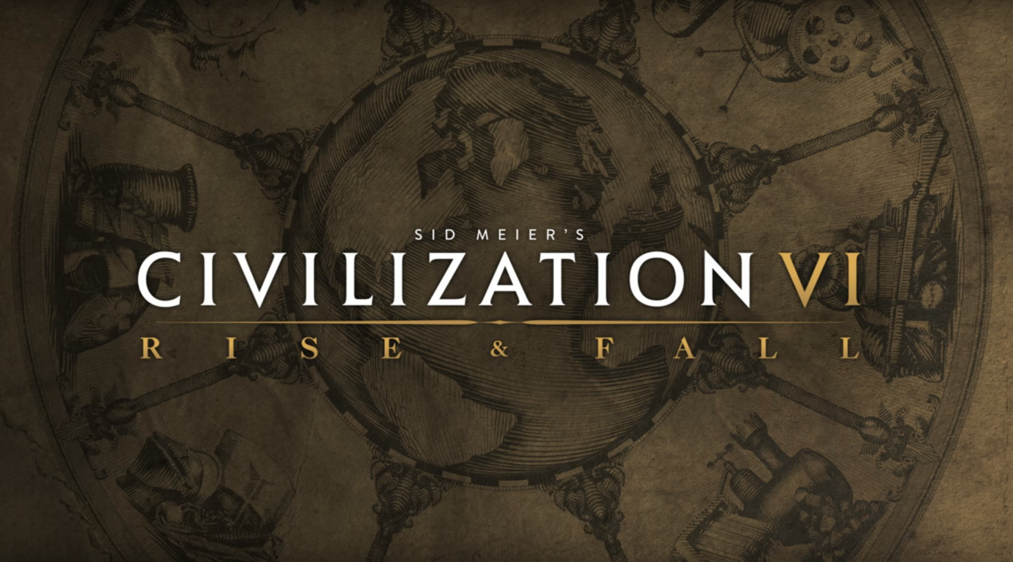 Civilization VI Announces Rise and Fall Expansion