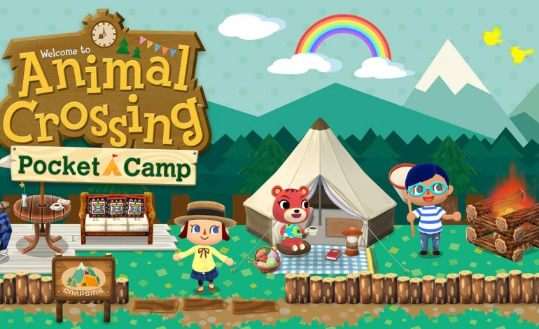 Animal Crossing: Pocket Camp is coming out on Wednesday