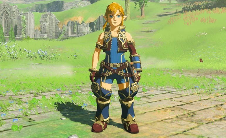 Xenoblade Chronicles 2, Additional Amiibo Content in Latest Breath of the Wild Update