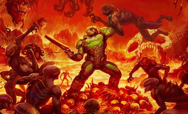 Doom Launches for the Nintendo Switch, Gets a New Trailer