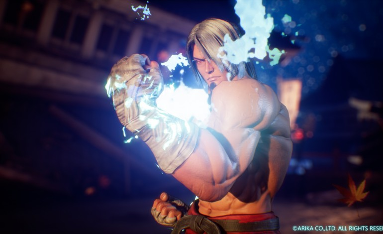 Arika's 'Mysterious Fighting Game' gets a trailer and an official name