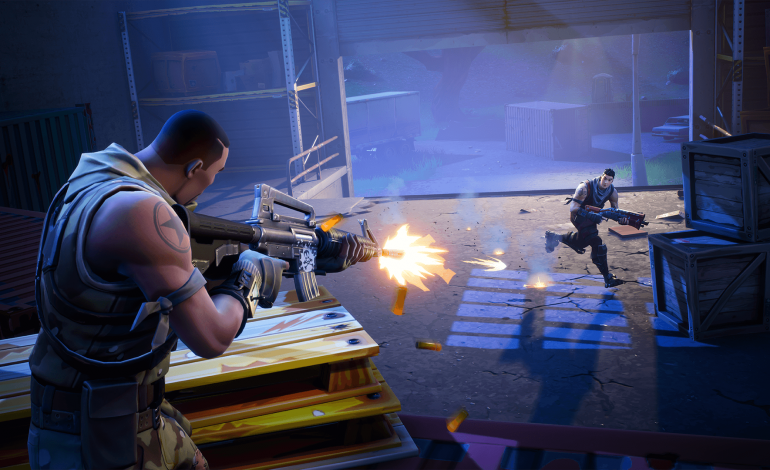 Fortnite Battle Royale Rocket Exploit Lets Players Fly Through the Sky