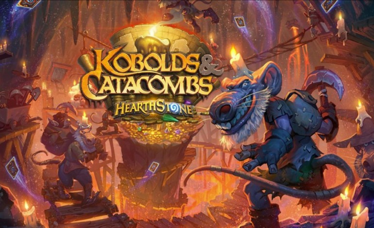 Hearthstone's Kobolds and Catacombs expansion launches next week