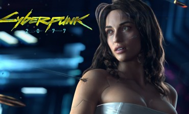 Cyberpunk 2077 Has Its Game Engine Up and Running