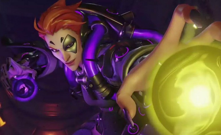 New Overwatch hero Moira available on the live server now