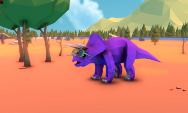 New Dinosaur Simulation Game Parkasaurus Set for Steam Early Access in 2018