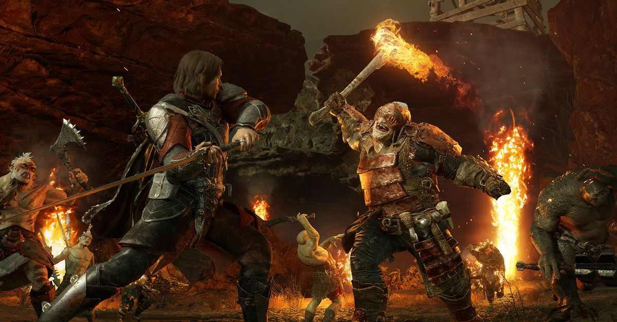 Monolith Reveals Release Schedule for Planned Shadow of War Content