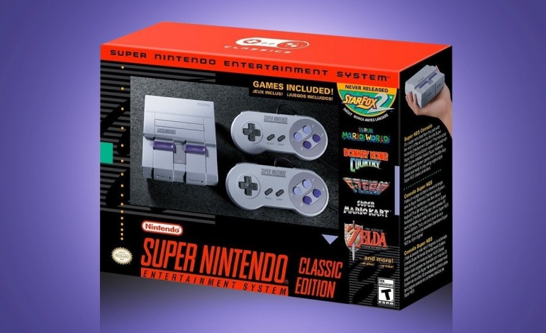 Prepare for SNES Classic restocks at Best Buy and Toys