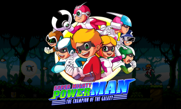 Kickstarter Launched for Retro Indie Title Super Mighty Power Man