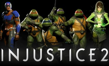 The TMNT Are Coming To Injustice 2 In Fighter Pack 3 DLC