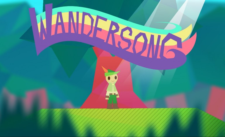 Dumb and Fat Games' Wandersong Comes to Switch and PC Next Year