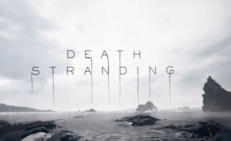 Death Stranding development coming along at brisk pace