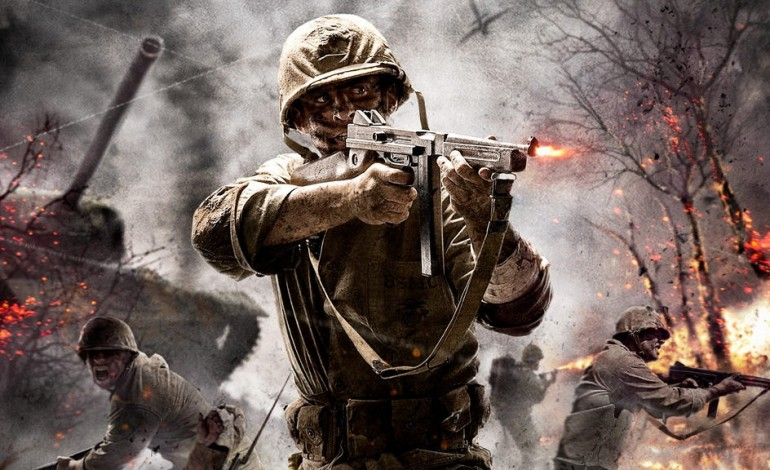 Call of Duty: WWII - The Resistance Map Pack Hits PS4 in January