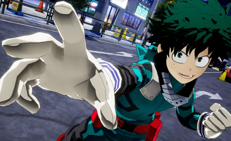 My Hero Academia: One's Justice Gets Gameplay and Trailer Premiere at Jump Festa '18