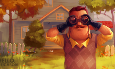 Horror Game Hello Neighbor Officially Released This Week