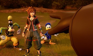 """""""Leaked"""" Images Of An Unannounced Kingdom Hearts III World"""