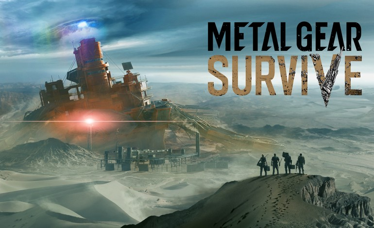 Metal Gear Survive Beta Begins January 21, 2018