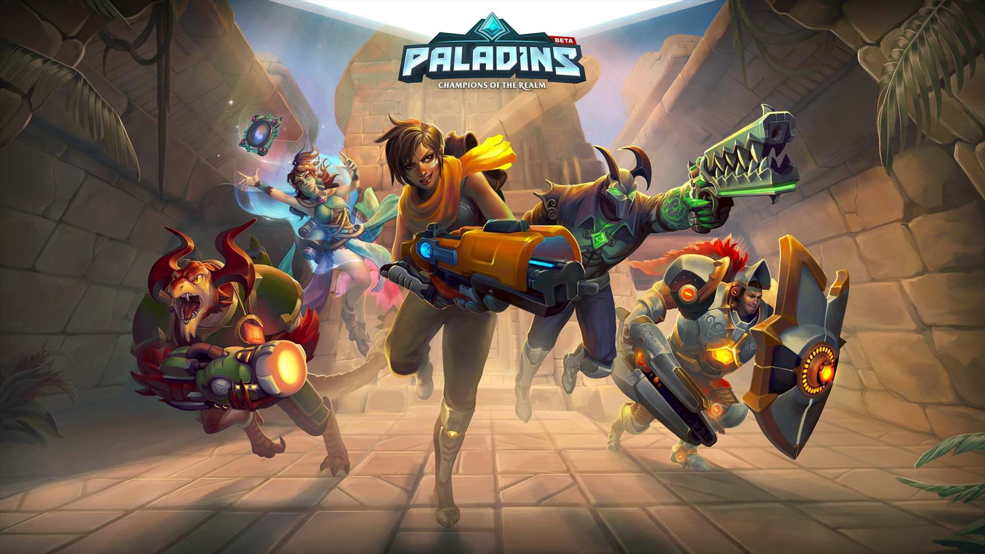 Paladins Cards Unbound Update is Packed with Changes but Met with Negative Feedback