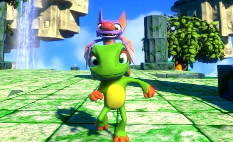 Yooka-Laylee For The Nintendo Switch Release Date Announced