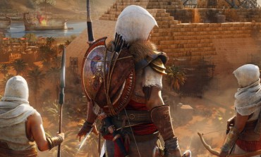 First Assassin's Creed: Origins DLC 'The Hidden Ones' Launches Today