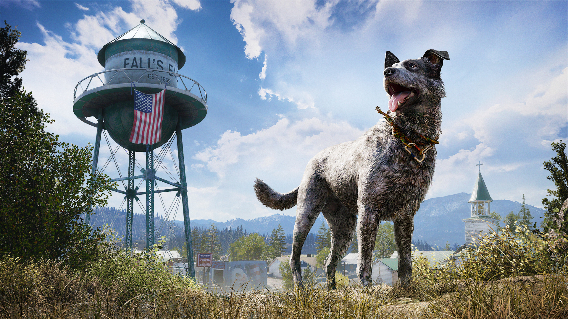 Far Cry 5 Pc Requirements And 4k Recommended Specs Announced Mxdwn Games
