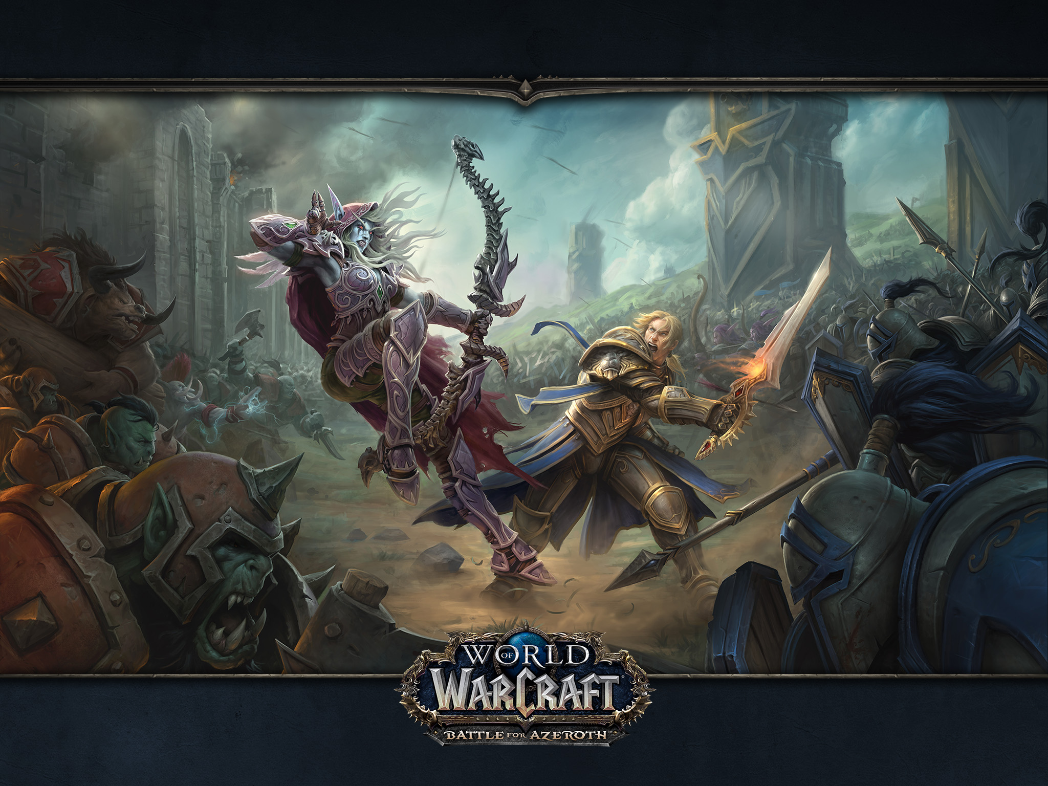World Of Warcraft Battle For Azeroth Pre Order Bonuses And