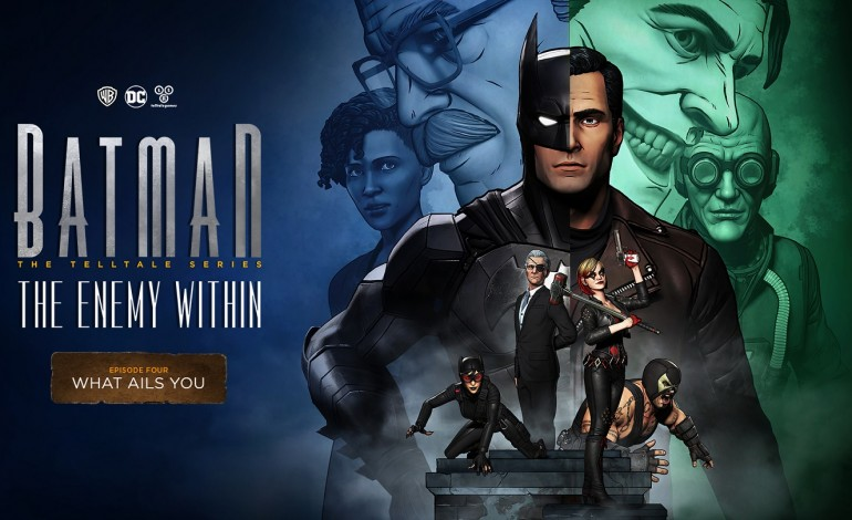 Telltale Games Teases Next Episode of Batman: The Enemy Within
